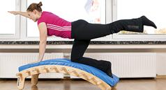 Ganzkörperkräftigung/Bauch, Beine, Po