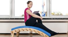 Dehnung Hüft- und Oberschenkelmuskulatur