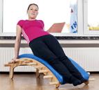 Lockerung untere Rücken- und Hüftmuskulatur