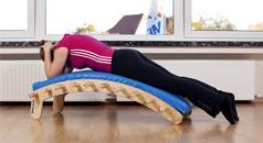 Dehnung Schulter- und Nackenmuskulatur